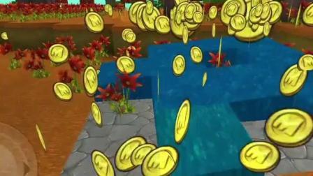 《迷你世界》这么多迷你币你能用完吗, 无限刷币地图!