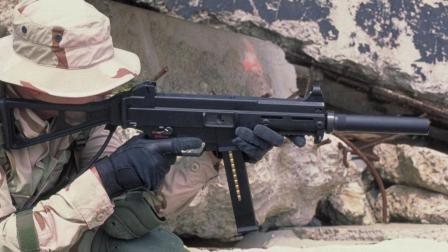 德国这家公司专门为美国特种部队使用的子弹, 研发了这款冲锋枪