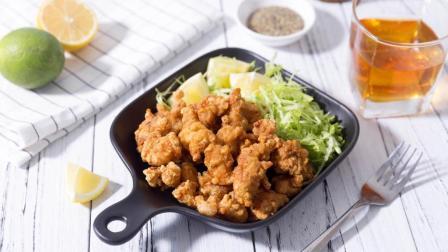 不只有韩国炸鸡好吃 日式炸鸡做法更简单 味道更赞