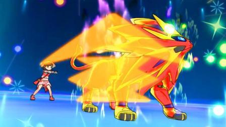 三爷 口袋妖怪 闪光神兽? 它拥有专属招式和专属超必杀!
