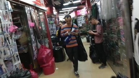 喜龙的旅行: 深入直击广州沙河服装批发市场的繁荣