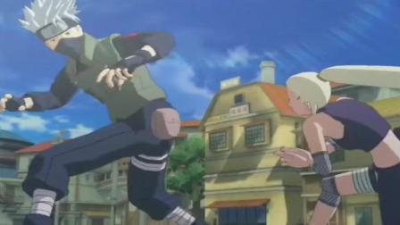 《火影忍者: 终极风暴4》卡卡西「千年杀」集锦! 出来混迟早要还