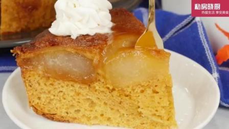 原来做蛋糕这么简单, 在家就可以做, 简单容易学, 好吃停不下来