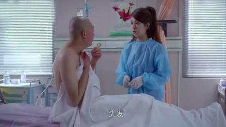 女护士把男人的衣服全脱了, 男子醒来差一点吓傻!