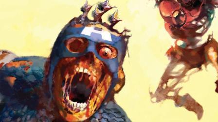 推荐两部丧尸电影+末日科幻小说《超新星纪元》