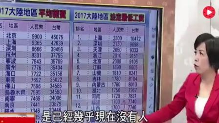 台媒: 看看这是中国大陆各城市的平均工资, 我们只有羡慕的份!