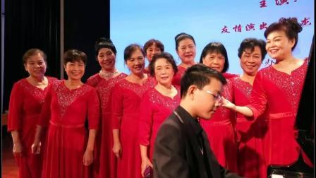 12.13 薛元演奏自创钢琴曲《青秀山随想曲》17.12.29