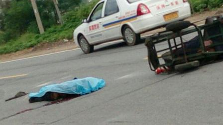 交警告诉你: 开车撞死一个闯红灯的人, 该怎么赔偿!