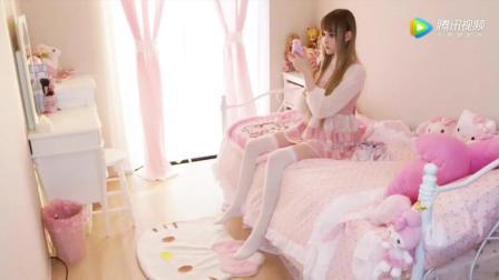 生活在日本的俄罗斯美女 穿着打扮超级卡哇伊