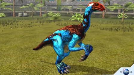 【肉肉】侏罗纪世界游戏853#龟形镰刀龙!