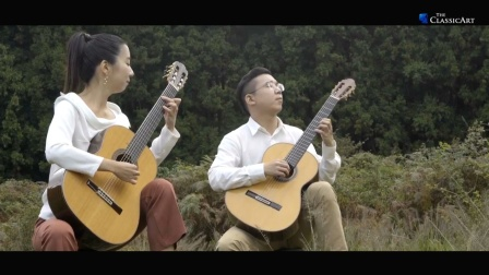 【古典吉他】二重奏 斯坦利·迈尔斯 卡伐蒂娜 Cavatina丨Guitar Duo VITO