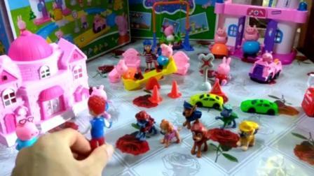 小猪佩奇动画片 小小猪佩奇 超级飞侠 猪佩奇小猪佩奇02