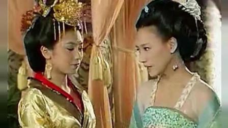 《至尊红颜》武媚娘和萧淑妃重归于好, 皇上很是高兴