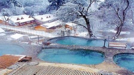 谁说赏雪泡温泉非要去日本? 那是你不知道中国的温泉更牛!