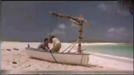一女两男逃生到荒岛, 人性的丑陋在这暴露无遗