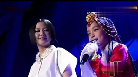 谭维维与小女孩合唱《天路》观众听得如痴如醉, 跟韩红有得一拼