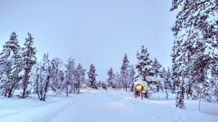 2018年一起出发吧! 看极光赏雪谈恋爱, 芬兰伊瓦洛满足你所有的幻想