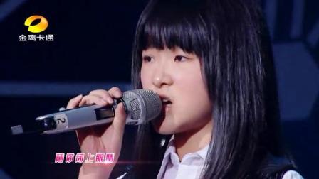 中国新声代-包威尔&王睿卓 合唱《我的声音》现场版 歌曲MV