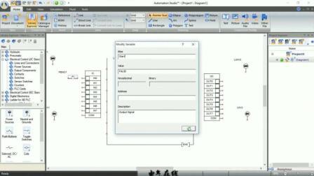 交通信号PLC梯形图编程完成工程