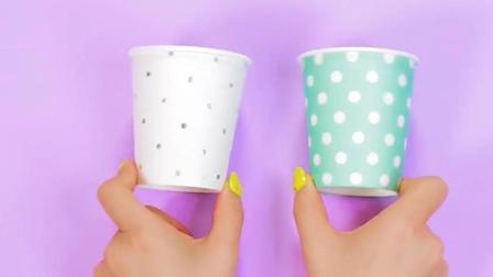 废旧纸杯小制作 巧手达人教大家用纸杯制作小装饰