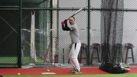 AYBC棒球打击馆发球机测试