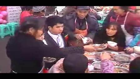 重庆农村结婚办酒, 为什么都是新郎新娘吃最后?