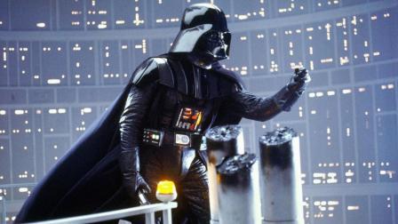 小伙天赋异禀 结果BOSS是他爸! 7分钟看完科幻片《星球大战5: 帝国反击战》