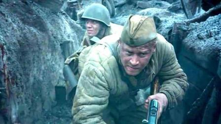 二战中: 斯大林格勒的城市争夺战