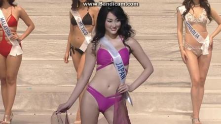 [4K]国际小姐泳装比赛 -印度尼西亚