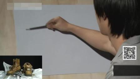 零基础学素描视频素描入门教学几何体明暗, 僵小鱼素描教程图片, 速写入门范画临摹色彩