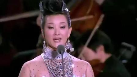 宋祖英献唱一首《好日子》, 唱的人浑身是劲, 不愧是歌唱家