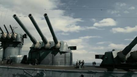 日本为了对抗美国, 建造最强的战列舰, 一出海就被美军战斗机围殴
