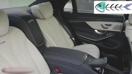 奔驰迈巴赫汽车的内部超高清展示, 奔驰的名号还真不是白来的