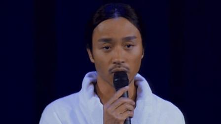 张国荣能把平实的歌词, 唱得十分感人