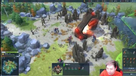 北境之地Northgard-籽岷的新游戏直播体验视频