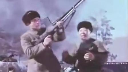 《激战无名川》运输要点受到空袭,誓保卫铁路