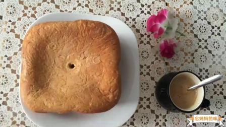 只要一款面包机, 不会做面包的懒人也能做出好吃的面包