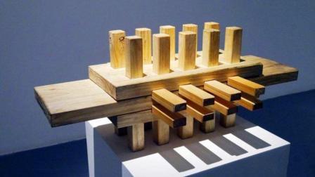 中国古代匠人发明的榫卯结构, 这技术真是绝了!