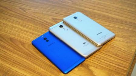 千元机哪家强? 红米5 Plus、魅蓝Note6和360N6对比评测