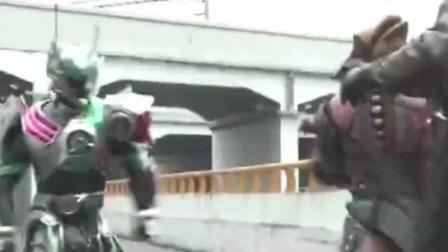 铠甲勇士: 黑人版霍尊街头唱歌遭遇僵魁, 战帅铠甲横空出世!