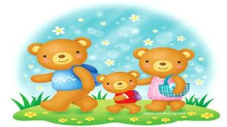 三只小熊舞蹈视频 三只小熊亲子舞蹈视频