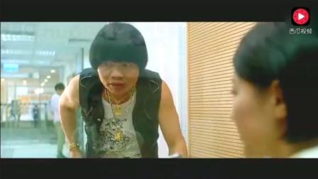香港经典粤语电影, 八两金去劳工处应征香港先生, 全程爆笑