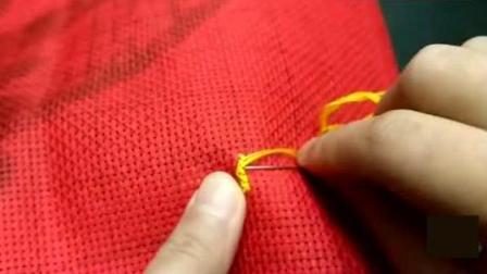 十字绣你还在用老方法? 学会这3种十字绣绣法, 速度快了整整5倍