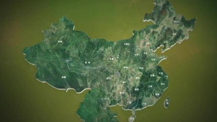 中国地图云南西双版纳地理位置介绍