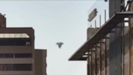UFO新闻: 2017国外监控拍摄到的UFO视频