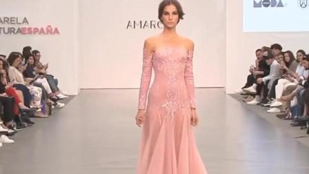 时尚走秀|外国女模特走得如此美丽, 是因为有身材的缘故吗?