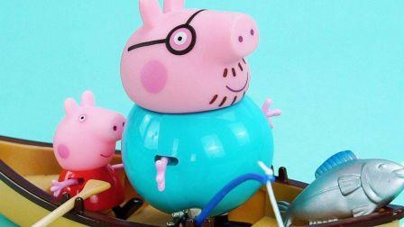 小猪佩奇做披萨玩具豪华套装 小猪佩奇第四季全集
