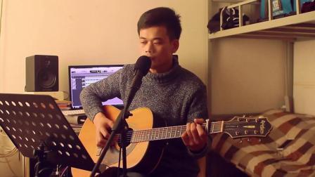 顽石吉他音乐: 吉他弹唱《安静》