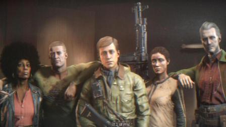 《德军总部2: 新巨人》10丨自由的斗士! (完)