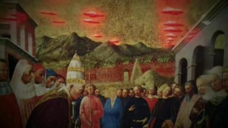 科学家无法解释, 为何文艺复兴时期的著名画作中, 经常出现不明飞行物